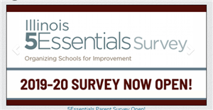 5Essentials Parent Survey now open!