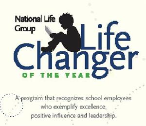 LifeChanger of the Year logo
