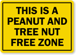 Peanut and Tree Nut Restricted Policy
