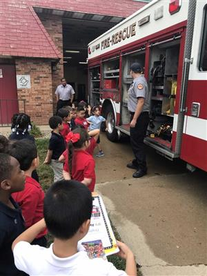 Fire House Visit