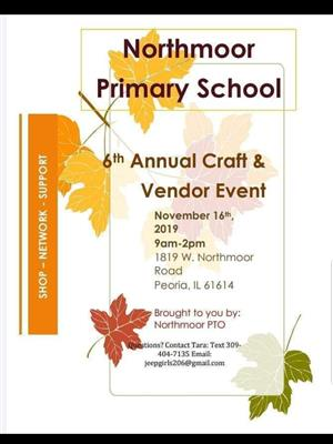Northmoor Craft and Vendor Fair