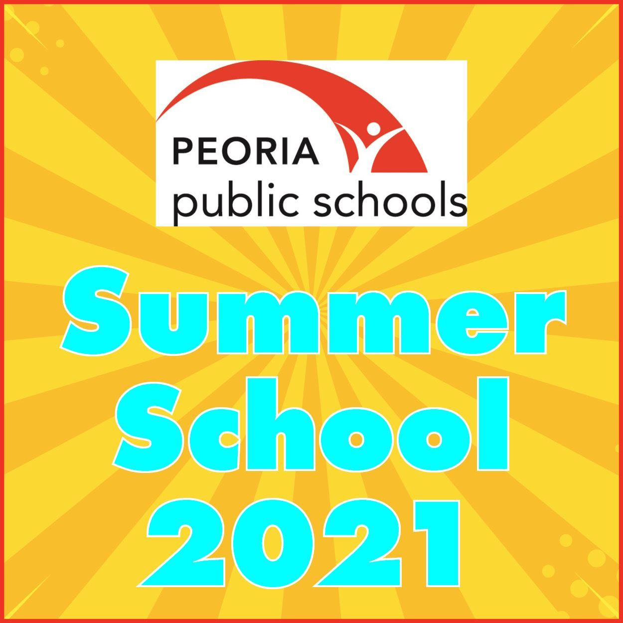 summer school 2021 graphic
