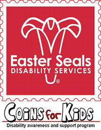 Easter Seal's COINS FOR KIDS
