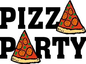 PIZZA PARTY CONTEST