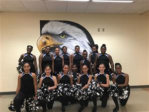 Congratulations Dance Team!