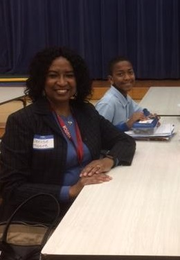 7th Grade Students at Washington Learn from Community Mentors
