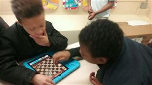 Strategic Moves with Woodrow Wilson's Chess Club