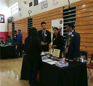 College and Career Fair Vendors