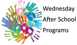 Wednesday After School Programs