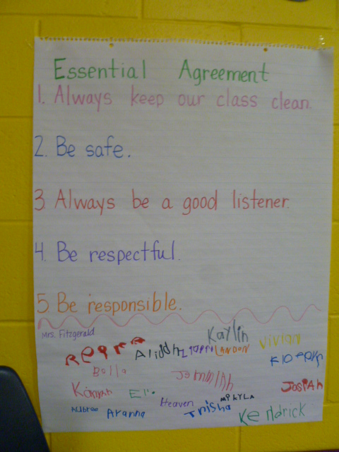 International Baccalaureate Essential Agreements