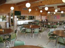 Dining Hall at Loredo Taft