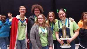 Destination Imagination Champs