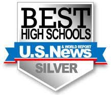 Richwoods High School is ranked 50th within Illinois for 2018 in back-to-back years
