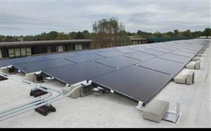 Richwoods takes a shine to 88-panel solar project