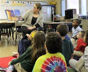 Stacy Peterson, City of Peoria, Kellar Guest Reader