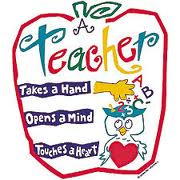 A teacher takes a hand, opens a mind, and toughes a heart.