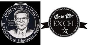 Those Who Excel Phares Logos