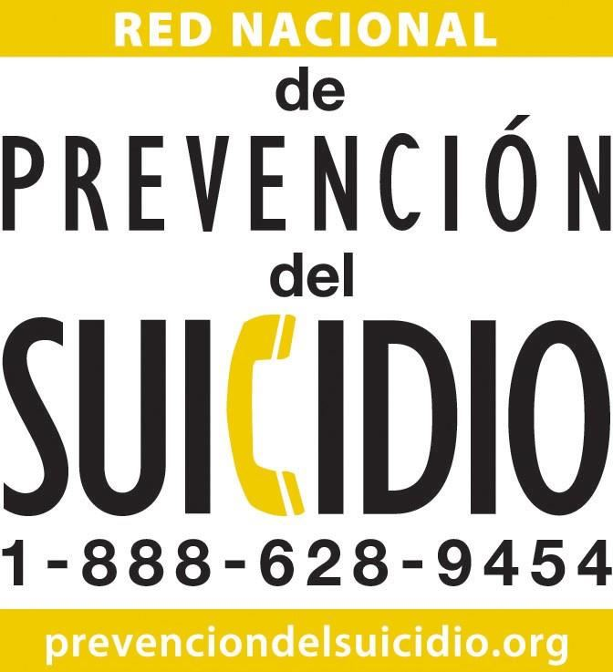 suicide prevention hotline spanish