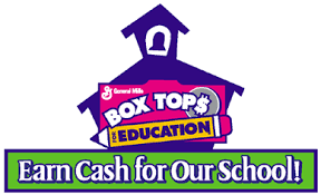 Don't forget to Clip those Box Tops for Education