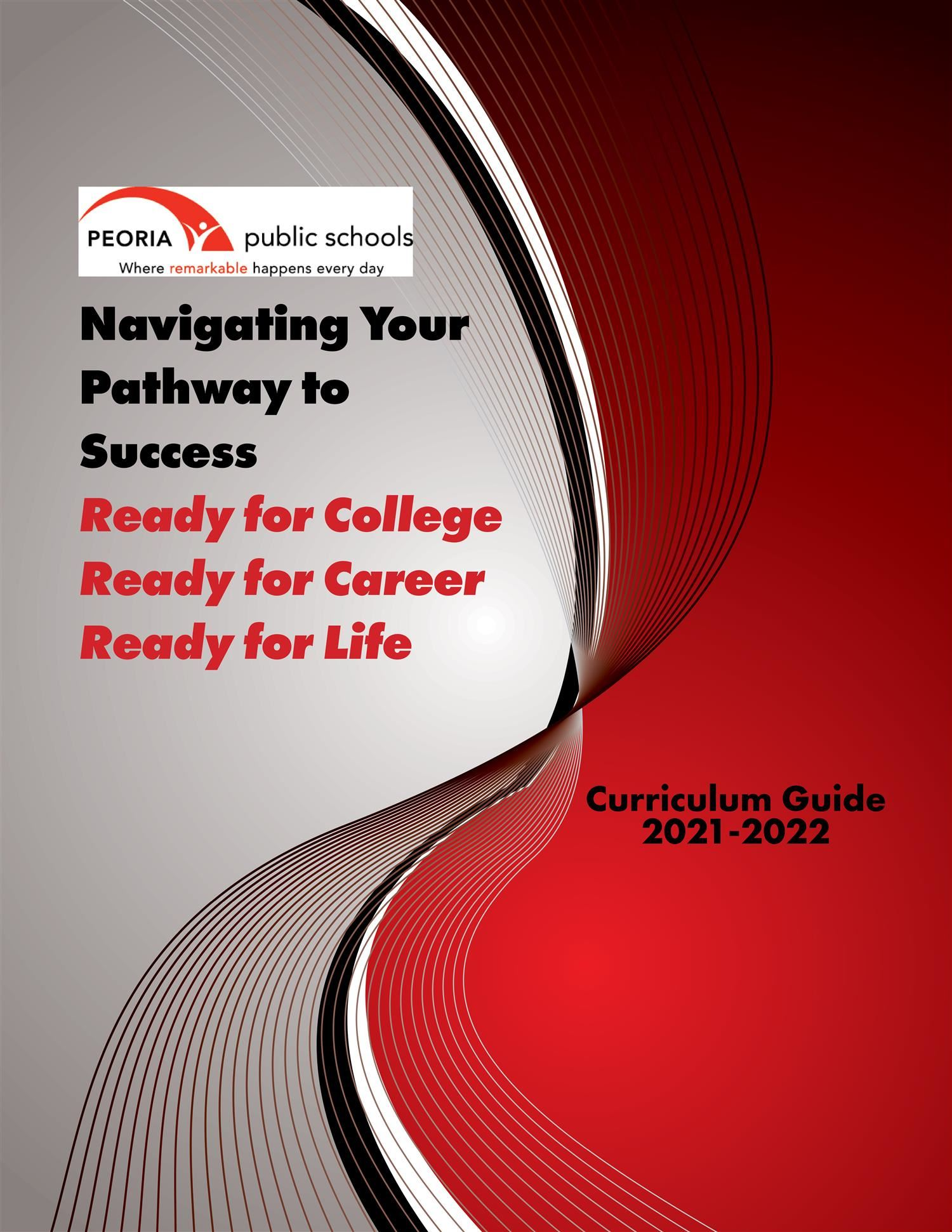 High school curriculum guide 2021-2022