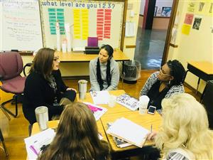 Franklin teachers work to strengthen student writing skills