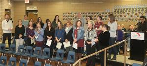 PPS foundation grant recipients
