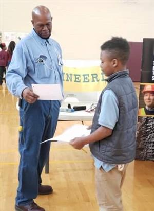 Harrison career fair