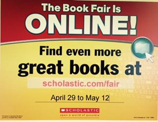 LMS Scholastic Book Fair