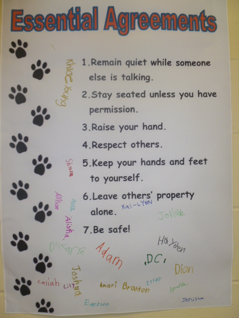 Classroom Decoration Ideas For Primary ~ International baccalaureate essential agreements